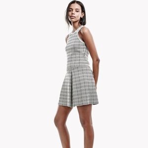 Theory Rortie C Prosecco Skirt & Matching Top